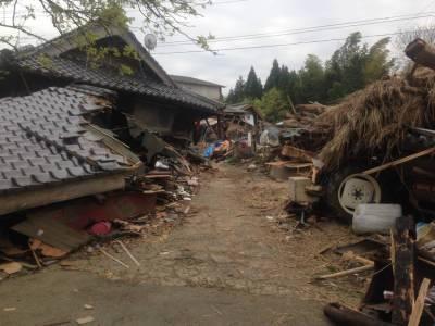 熊本地震から今まで、そしてこれから〜2016年7月の状況と今後の活動